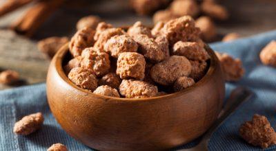 12 receitas de amendoim crocante que vão alegrar as suas festas
