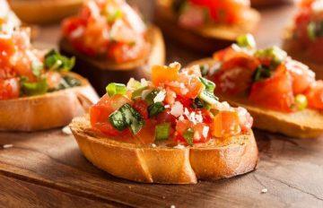 27 receitas de antepasto deliciosas para testar em casa