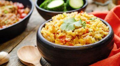 67 receitas de arroz que inovam o cardápio do dia a dia