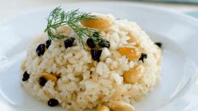 10 receitas de arroz com amêndoas para uma refeição cheia de sabor