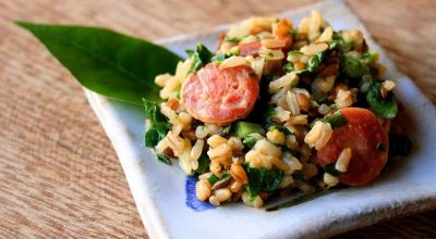 18 receitas de arroz com linguiça diferentes para inovar nas refeições