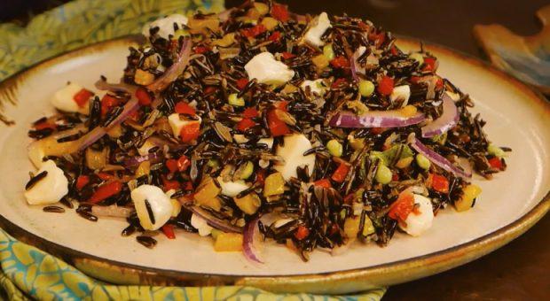 11 receitas de arroz selvagem para uma refeição superdiferente