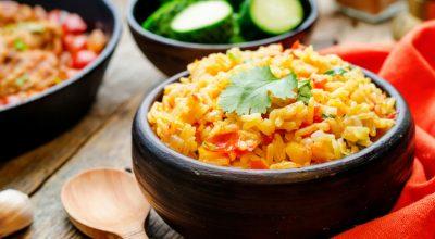 20 receitas de arroz temperado que vão deixar seu dia a dia muito mais gostoso