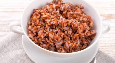 12 receitas de arroz vermelho direto do sertão para a sua mesa