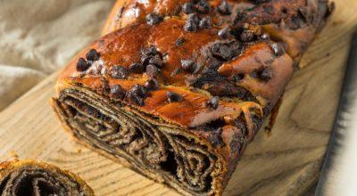 10 receitas de babka para experimentar esse pão doce incrível
