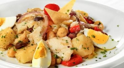 10 receitas de bacalhau à Gomes de Sá tradicionalmente deliciosas
