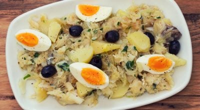 16 receitas de bacalhau com batata para um prato sofisticado e gostoso