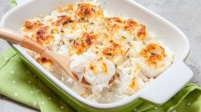 8 receitas de bacalhau com natas para agradar toda a família