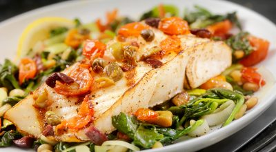 7 receitas de bacalhau grelhado para cozinhar como um verdadeiro chef