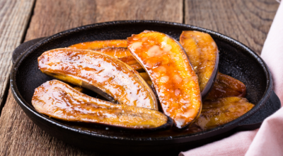 13 receitas de banana assada para se deliciar sem pensar duas vezes