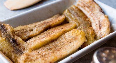 10 receitas de banana com canela para nunca mais ficar sem doce