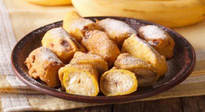 10 receitas de banana empanada que vão deixar seu dia mais gostoso
