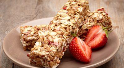 17 receitas de barra de cereal saudáveis e nutritivas feitas em casa