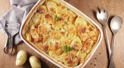 10 receitas de batata gratinada simples para um bom acompanhamento