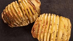 10 receitas de batata hasselback para experimentar uma delícia sueca