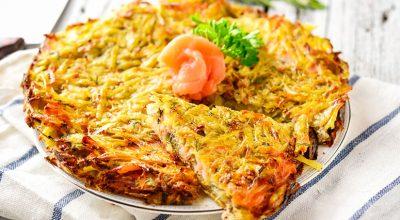 16 receitas de batata rosti tão gostosas que beiram a perfeição