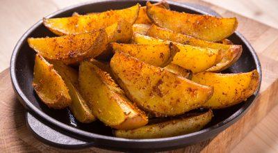 16 receitas de batata rústica tão gostosas que você vai comer ajoelhado
