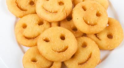 10 receitas de batata smile que vão espalhar alegria pela casa