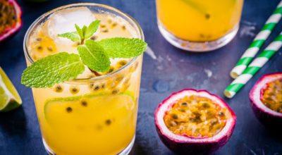 10 receitas de batida de maracujá que vão fazer o seu dia ser uma festa