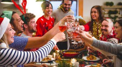 16 receitas de bebidas para deixar seu Natal ainda mais divertido