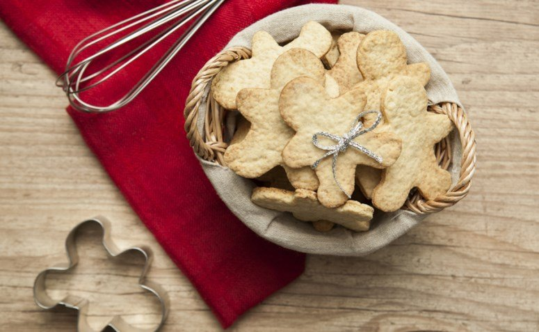 biscoito de canela