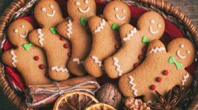 10 receitas de biscoito de gengibre para deixar seu lanche ainda mais especial