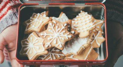 30 receitas de biscoito de Natal para deixar sua festa ainda mais feliz