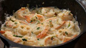 7 receitas de bobó de camarão com creme de leite supercremosas