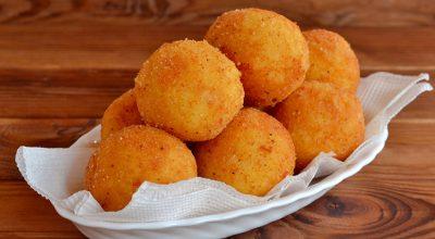 18 receitas de bolinho de batata com queijo com sabor dos deuses