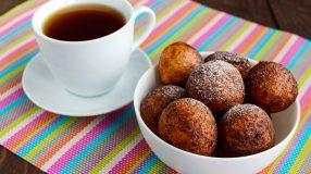 13 receitas de bolinho de chuva sequinho que vão impressionar até sua vó