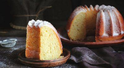 12 receitas de bolo amanteigado deliciosos e que derretem na boca