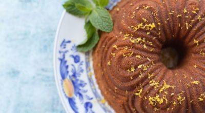 11 receitas de bolo da vovó com gosto de infância