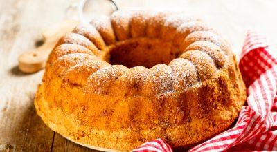 10 receitas de bolo de água que vão surpreender seu paladar