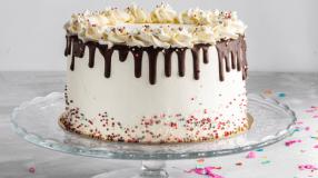 21 receitas de bolo de Ano Novo que vão brilhar na sua mesa