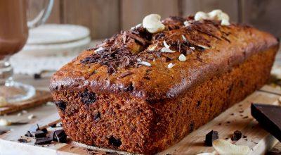 15 receitas de bolo de banana integral que são saudáveis e deliciosas