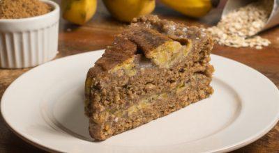10 receitas de bolo de banana low carb para uma vida saudável
