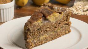 14 receitas de bolo de banana sem glúten para manter a dieta
