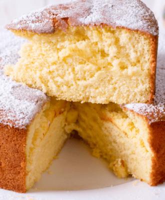 10 receitas de bolo de baunilha fofinho que vão perfumar a sua casa