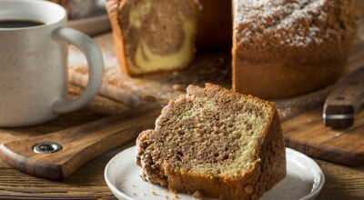 18 receitas de bolo de café que vão surpreender o seu paladar