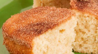 14 receitas de bolo de canela para se deliciar na hora do lanche