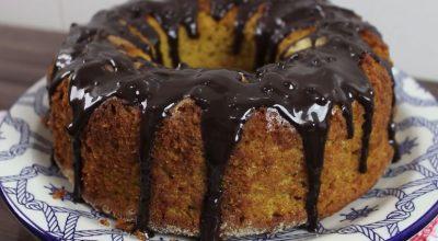 13 receitas de bolo de cenoura com aveia que são deliciosas e saudáveis