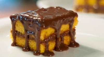 12 receitas de bolo de cenoura com brigadeiro insanamente gostosas