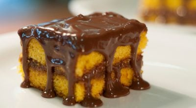 30 receitas de bolo de cenoura com chocolate com gostinho de paraíso