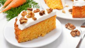 12 receitas de bolo de cenoura com farinha de arroz que são deliciosas