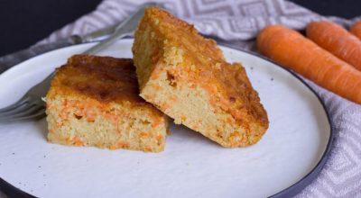 14 receitas de bolo de cenoura fit para saborear sem culpa