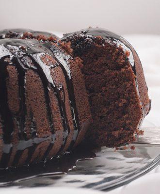 13 receitas de bolo de chocolate low carb para uma sobremesa mais saudável