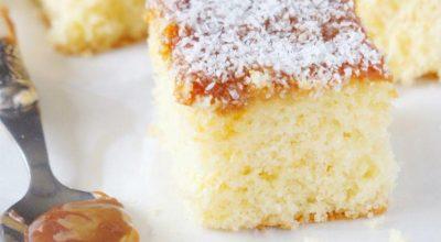 40 receitas de bolo de coco que deixam seu café da tarde mais gostoso