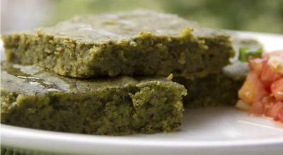 24 receitas de bolo de espinafre para uma dieta nutritiva e saborosa