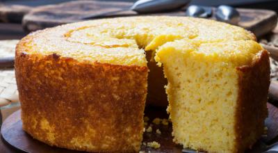 7 receitas de bolo de flocão com creme de leite superpráticas