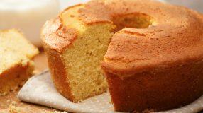 8 receitas de bolo de fubá com creme de leite para um lanche perfeito